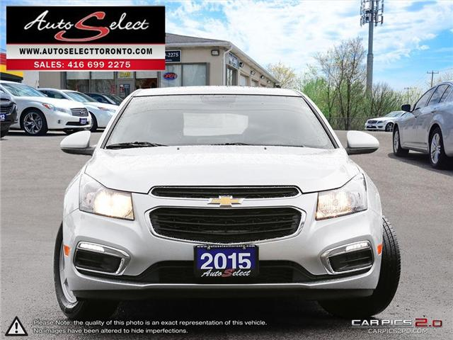 2015 Chevrolet Cruze  (Stk: 12LTSB12) in Scarborough - Image 2 of 28