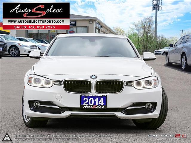 2014 BMW 320i xDrive (Stk: 14QS91P2) in Scarborough - Image 2 of 28