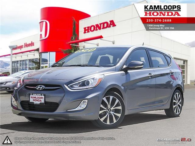 2017 Hyundai Accent GLS (Stk: 13980A) in Kamloops - Image 1 of 25