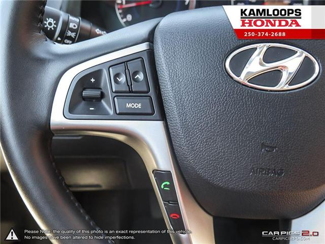 2017 Hyundai Accent GLS (Stk: 13980A) in Kamloops - Image 18 of 25