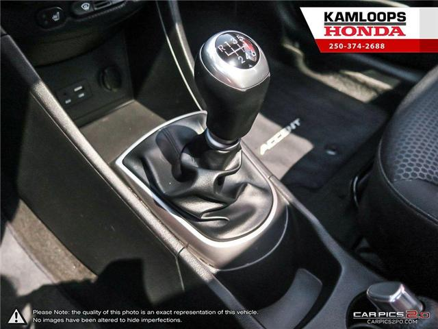 2017 Hyundai Accent GLS (Stk: 13980A) in Kamloops - Image 20 of 25