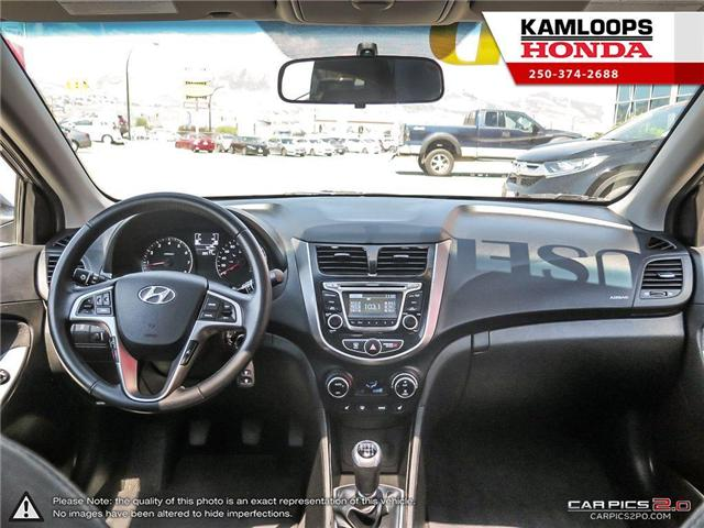 2017 Hyundai Accent GLS (Stk: 13980A) in Kamloops - Image 24 of 25