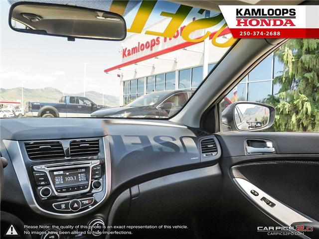 2017 Hyundai Accent GLS (Stk: 13980A) in Kamloops - Image 25 of 25