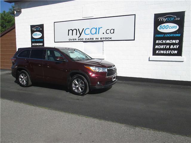 2015 Toyota Highlander LE (Stk: 180678) in Richmond - Image 2 of 13