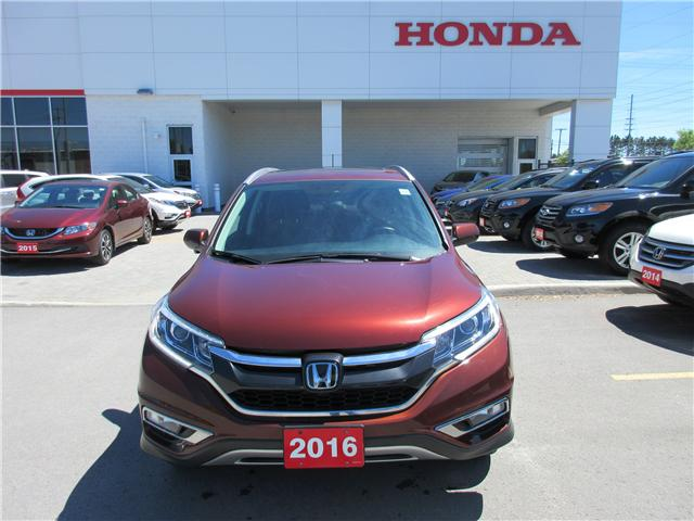 2016 Honda CR-V Touring (Stk: 25630L) in Ottawa - Image 2 of 11