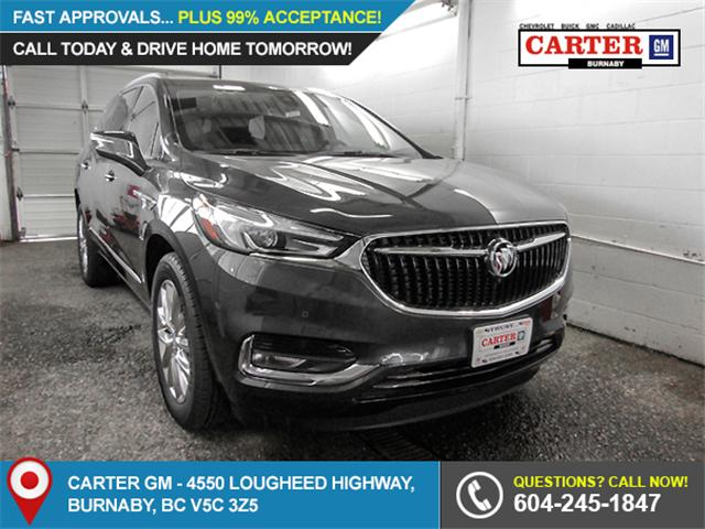 2018 Buick Enclave Premium (Stk: E8-93930) in Burnaby - Image 1 of 8