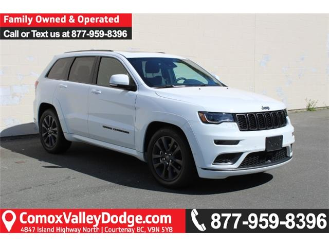 2018 Jeep Grand Cherokee Overland (Stk: C151891B) in Courtenay - Image 1 of 30