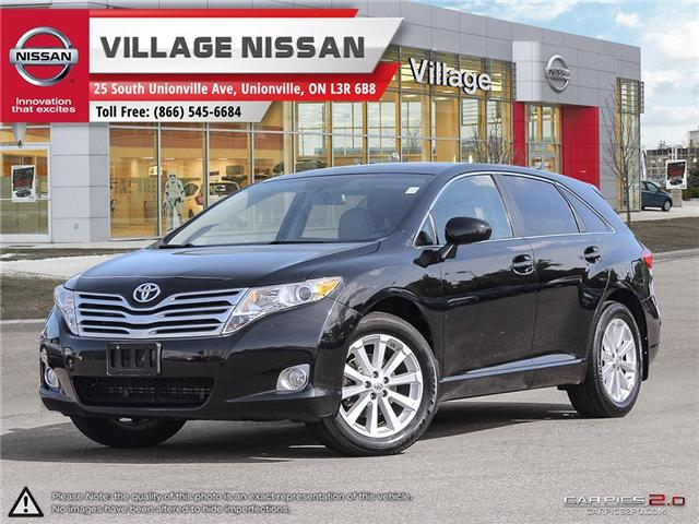2011 Toyota Venza Base (Stk: 80568A) in Unionville - Image 1 of 27