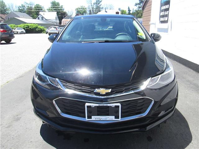 2018 Chevrolet Cruze LT Auto (Stk: 180782) in North Bay - Image 7 of 13