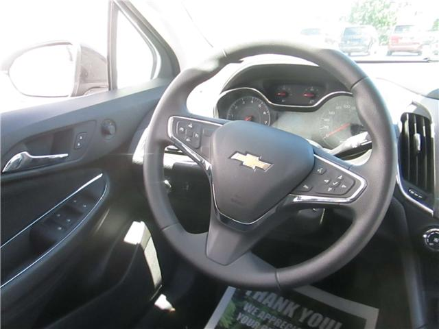 2018 Chevrolet Cruze LT Auto (Stk: 180782) in North Bay - Image 12 of 13