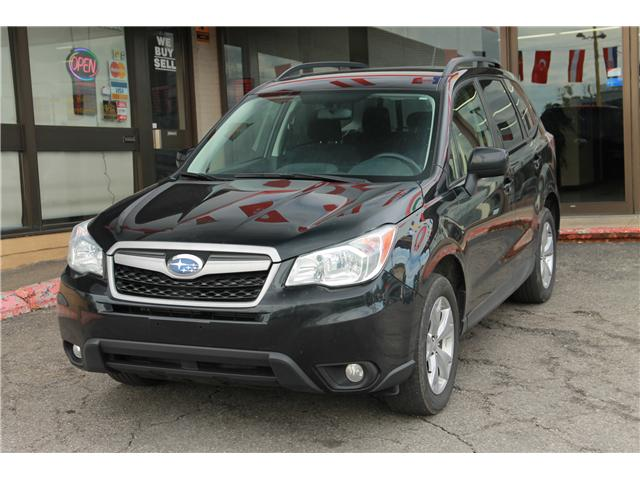 2015 Subaru Forester 2.5i Convenience Package (Stk: 1806236) in Waterloo - Image 1 of 10