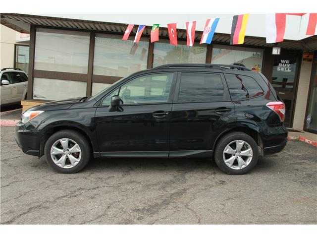 2015 Subaru Forester 2.5i Convenience Package (Stk: 1806236) in Waterloo - Image 2 of 10
