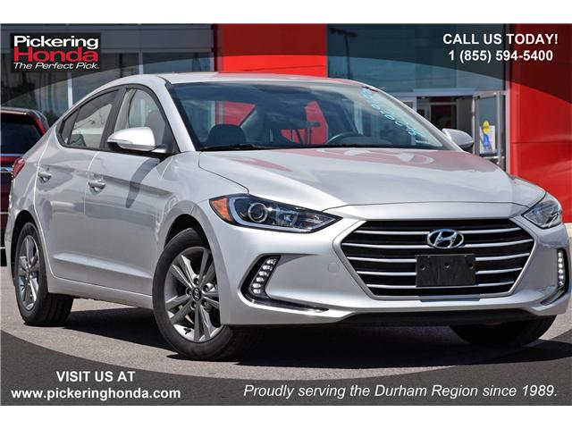 2018 Hyundai Elantra GL SE (Stk: PR1065) in Pickering - Image 1 of 25