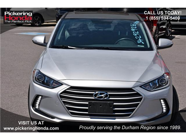 2018 Hyundai Elantra GL SE (Stk: PR1065) in Pickering - Image 2 of 25