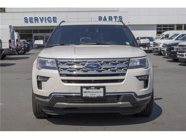 2018 Ford Explorer Limited (Stk: 8EX1469) in Surrey - Image 2 of 27