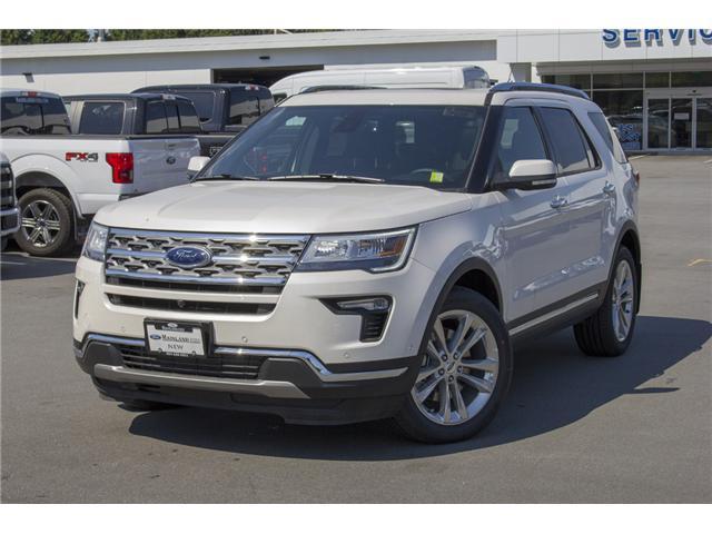 2018 Ford Explorer Limited (Stk: 8EX1469) in Surrey - Image 3 of 27