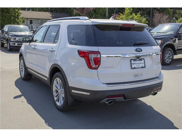 2018 Ford Explorer Limited (Stk: 8EX1469) in Surrey - Image 6 of 27