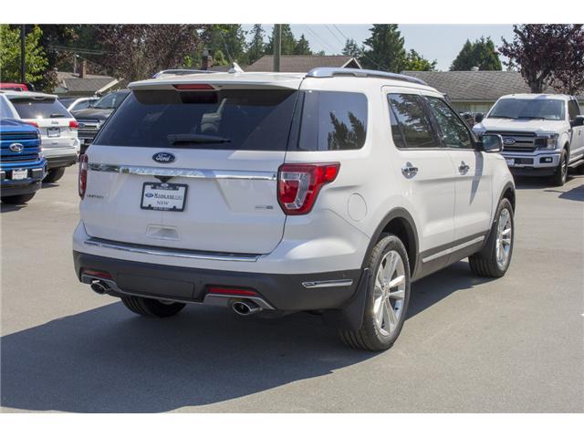2018 Ford Explorer Limited (Stk: 8EX1469) in Surrey - Image 8 of 27