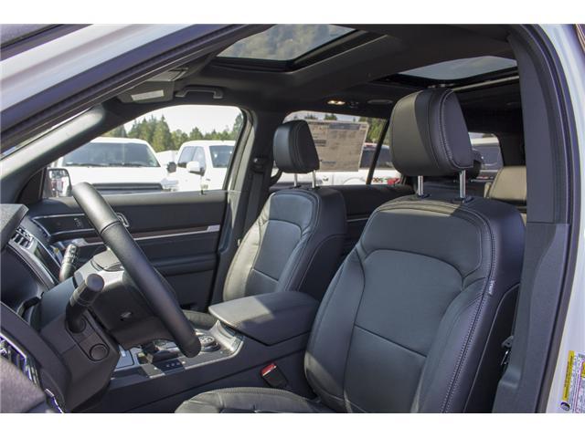 2018 Ford Explorer Limited (Stk: 8EX1469) in Surrey - Image 11 of 27