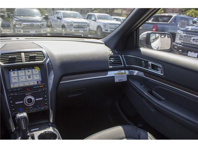 2018 Ford Explorer Limited (Stk: 8EX1469) in Surrey - Image 15 of 27