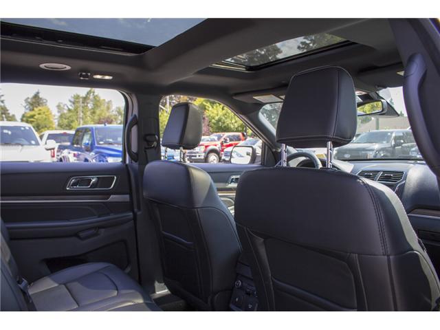 2018 Ford Explorer Limited (Stk: 8EX1469) in Surrey - Image 16 of 27