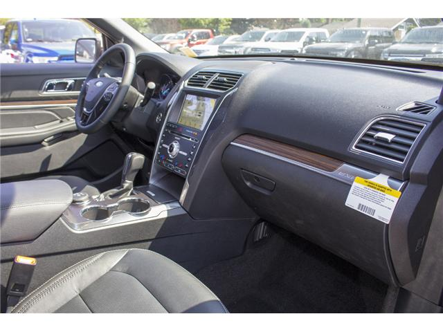 2018 Ford Explorer Limited (Stk: 8EX1469) in Surrey - Image 17 of 27