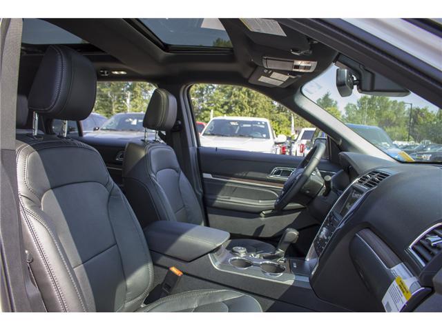 2018 Ford Explorer Limited (Stk: 8EX1469) in Surrey - Image 18 of 27