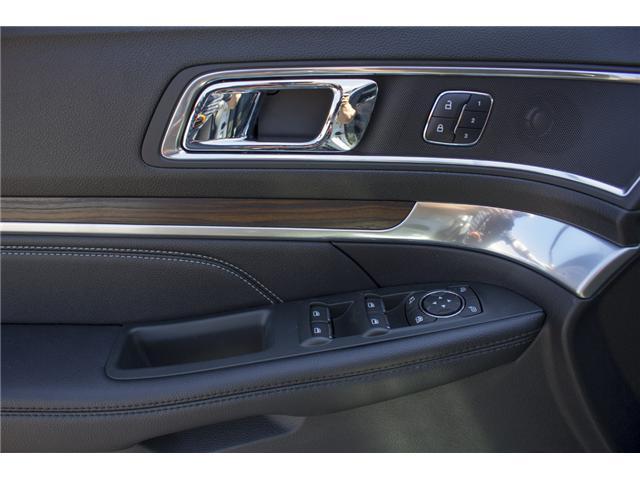 2018 Ford Explorer Limited (Stk: 8EX1469) in Surrey - Image 19 of 27