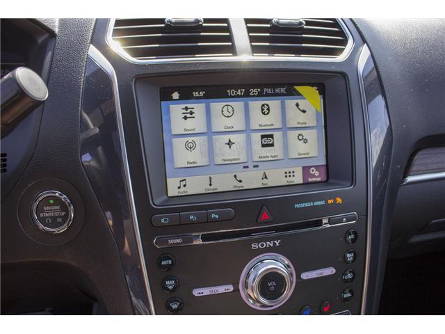 2018 Ford Explorer Limited (Stk: 8EX1469) in Surrey - Image 22 of 27