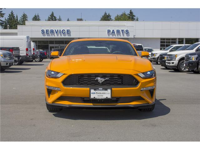2018 Ford Mustang  (Stk: 8MU4503) in Surrey - Image 1 of 24