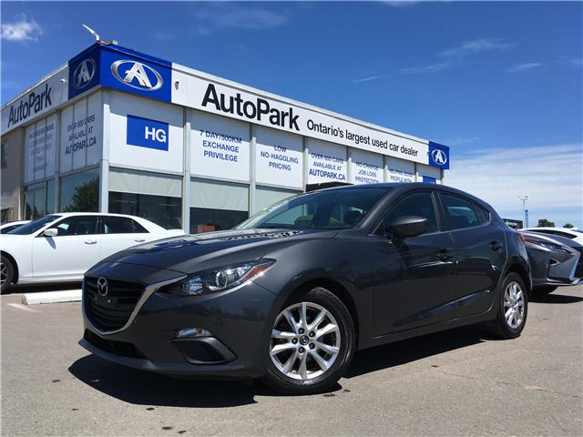 2014 Mazda Mazda3 GS-SKY (Stk: 14-22830) in Brampton - Image 1 of 27