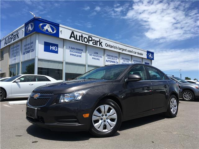 2014 Chevrolet Cruze  (Stk: 14-54853) in Brampton - Image 1 of 26