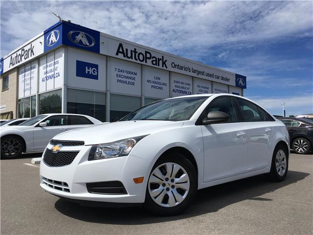 2013 Chevrolet Cruze  (Stk: 13-81101) in Brampton - Image 1 of 22