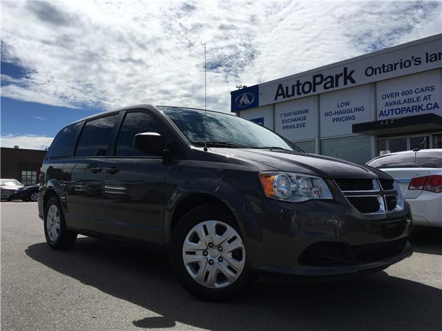 2015 Dodge Grand Caravan  (Stk: 15-84430) in Brampton - Image 1 of 21