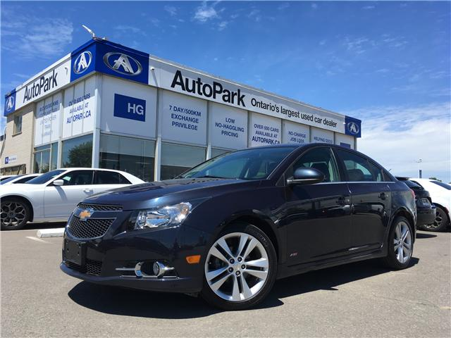 2014 Chevrolet Cruze  (Stk: 14-41957) in Brampton - Image 1 of 27