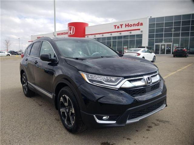 2018 Honda CR-V Touring (Stk: 2180939) in Calgary - Image 1 of 9