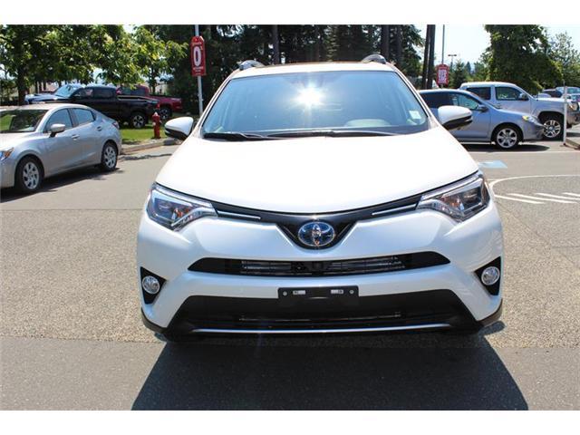 2018 Toyota RAV4 Hybrid  (Stk: 11947) in Courtenay - Image 8 of 30