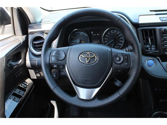 2018 Toyota RAV4 Hybrid  (Stk: 11947) in Courtenay - Image 12 of 30