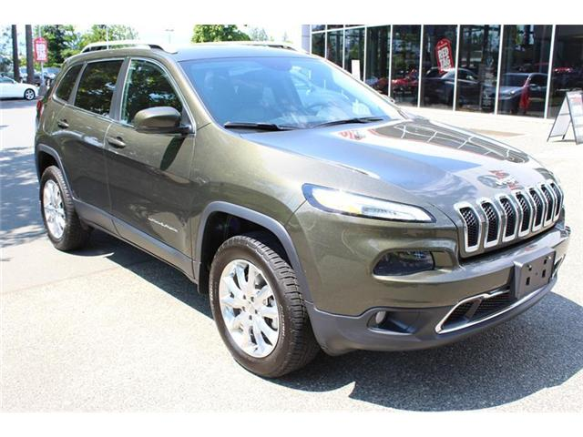 2015 Jeep Cherokee Limited (Stk: P2085) in Courtenay - Image 1 of 19