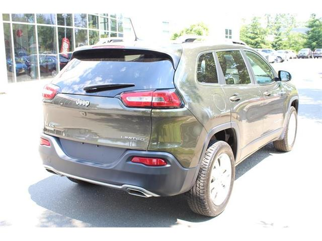 2015 Jeep Cherokee Limited (Stk: P2085) in Courtenay - Image 3 of 19