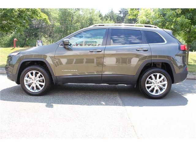 2015 Jeep Cherokee Limited (Stk: P2085) in Courtenay - Image 6 of 19