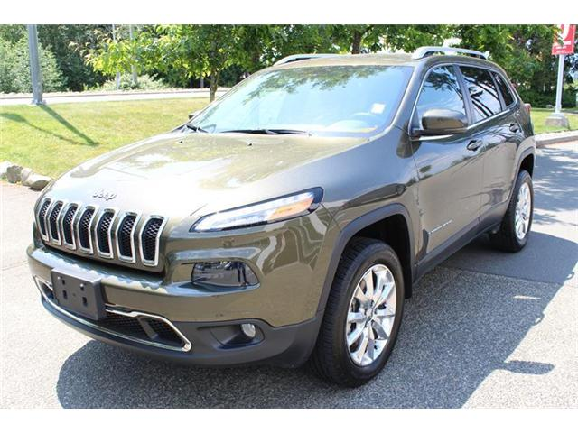 2015 Jeep Cherokee Limited (Stk: P2085) in Courtenay - Image 7 of 19