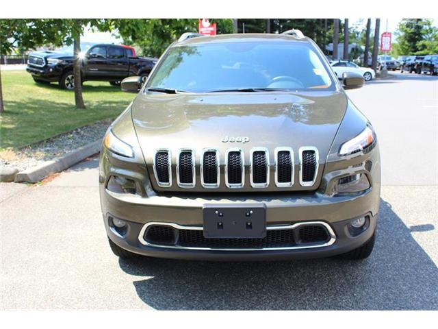 2015 Jeep Cherokee Limited (Stk: P2085) in Courtenay - Image 8 of 19