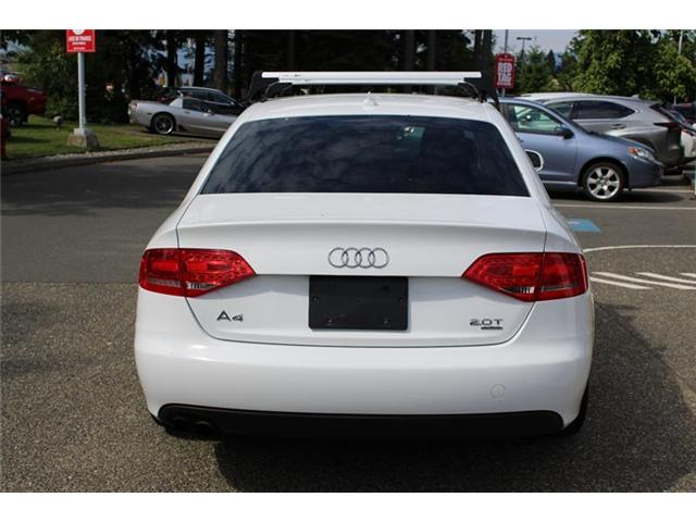 2011 Audi A4 2.0T Premium Plus (Stk: 11980B) in Courtenay - Image 4 of 25