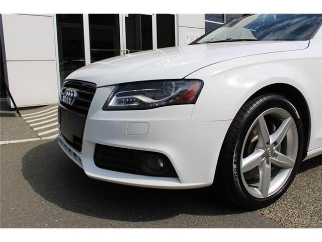 2011 Audi A4 2.0T Premium Plus (Stk: 11980B) in Courtenay - Image 8 of 25