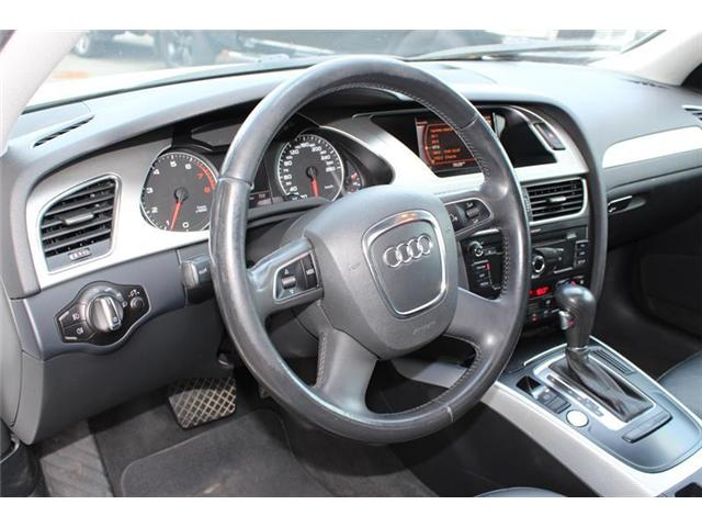 2011 Audi A4 2.0T Premium Plus (Stk: 11980B) in Courtenay - Image 11 of 25
