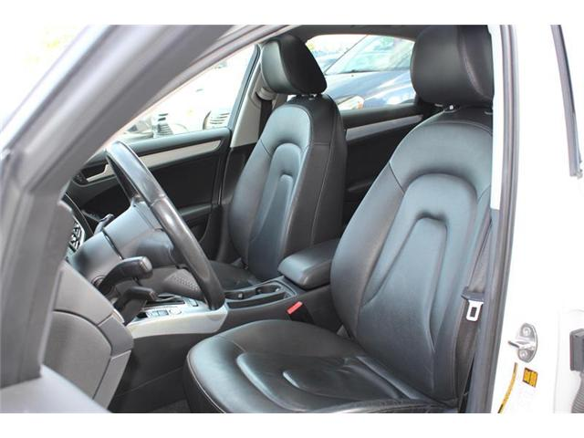 2011 Audi A4 2.0T Premium Plus (Stk: 11980B) in Courtenay - Image 12 of 25
