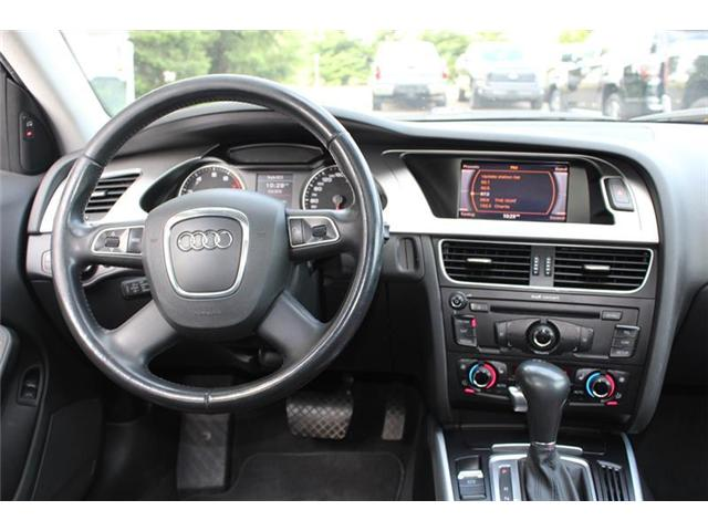 2011 Audi A4 2.0T Premium Plus (Stk: 11980B) in Courtenay - Image 13 of 25