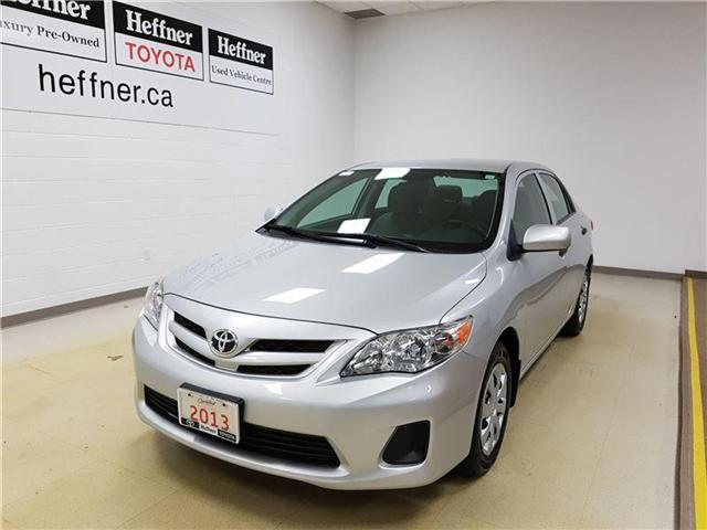 2013 Toyota Corolla  (Stk: 185673) in Kitchener - Image 1 of 18
