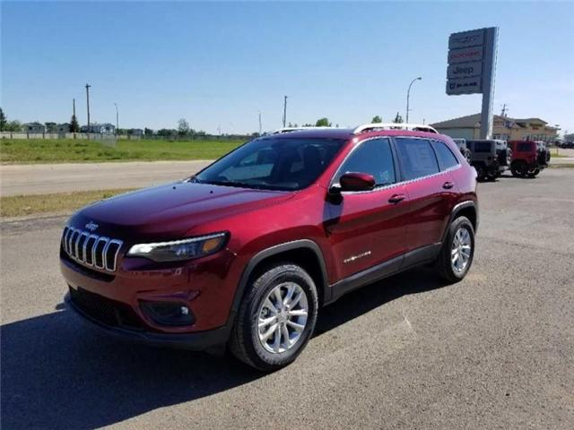 2019 Jeep Cherokee North (Stk: ST008) in  - Image 2 of 19